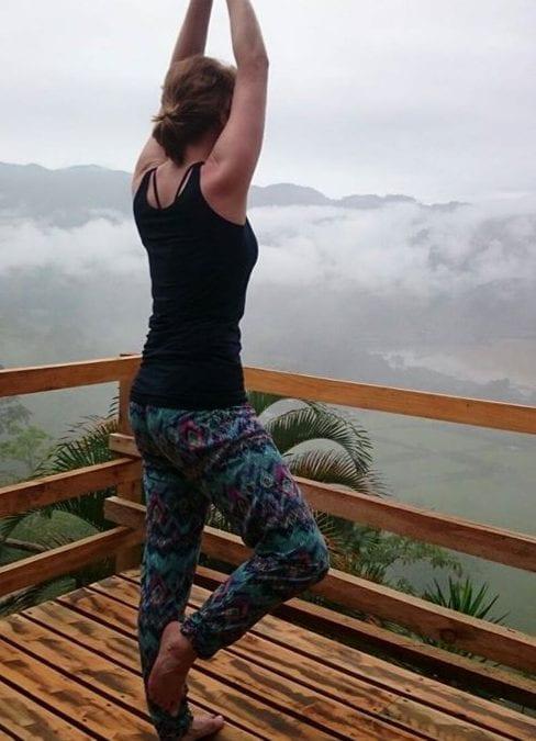 Ode aan yoga